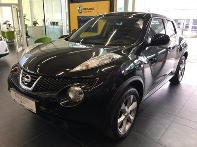 gebraucht Nissan Juke 1,5 DCI 110PS ACENTA 4X2