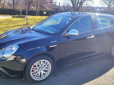 gebraucht Alfa Romeo Giulietta Distinctive 1,4 TB MultiAir