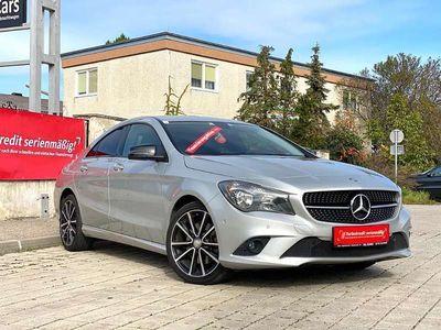 gebraucht Mercedes CLA250 CLA-KlasseAutomatik * Night-Paket* 83 TKM * Neues Pickerl * Sportwagen / Coupé