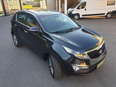 gebraucht Kia Sportage Gold 2,0 CRDi AWD SUV / Geländewagen
