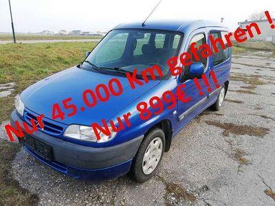 gebraucht Citroën Berlingo 1.9 Kombi / Family Van