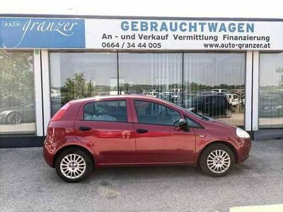 gebraucht Fiat Grande Punto 1.2 8V Actual
