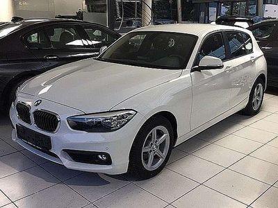 gebraucht BMW 116 1er-Reihe d Advantage Limousine,