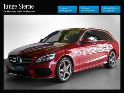 gebraucht Mercedes C220 d T 4MATIC Austria Edition AMG Line Aut.
