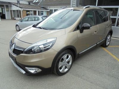 gebraucht Renault Scénic XMOD dCi 110 EDC Bose Edition