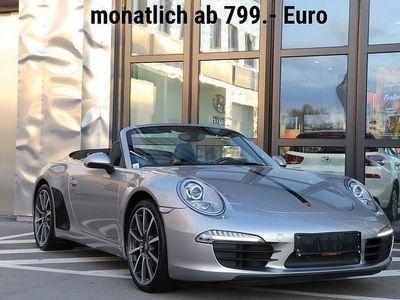 gebraucht Porsche 911 Carrera Cabriolet DSG
