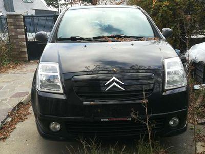 gebraucht Citroën C2 1,4i VTR