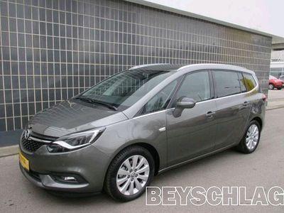 brugt Opel Zafira 1,6 CDTI BlueInjection Innovation Innovation