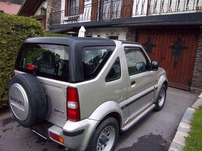 gebraucht Suzuki Jimny 1300 LX Cabrio SUV / Geländewagen