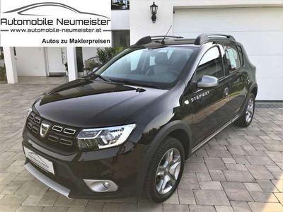 gebraucht Dacia Sandero Stepway dCi 90 Easy-R|Diesel|Automatik|Navigation