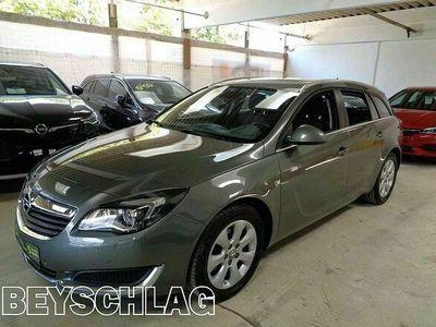 gebraucht Opel Insignia ST 1,6 CDTI Ecotec Edition Aut. Kombi / Family Van