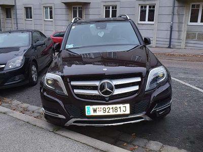 gebraucht Mercedes GLK350 GLK-Klassecdi top SUV / Geländewagen