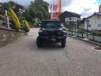 gebraucht Jeep Wrangler Rubicon SUV / Geländewagen