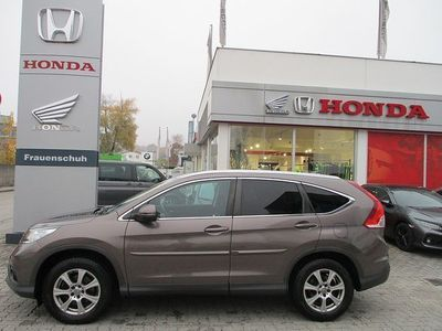 gebraucht Honda CR-V 2,2i-DTEC Lifestyle DPF / TOP ZUSTAND!