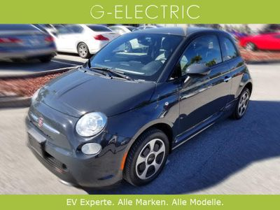 brugt Fiat 500e Elektro leasing- & vorsteuerabzugsfähig