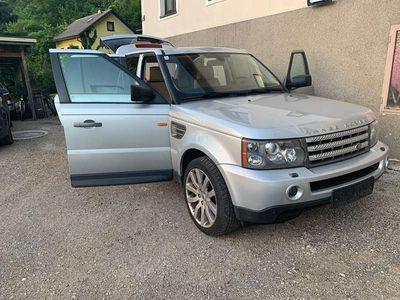gebraucht Land Rover Range Rover Sport HSE 3.6 TDV8 SUV / Geländewagen,