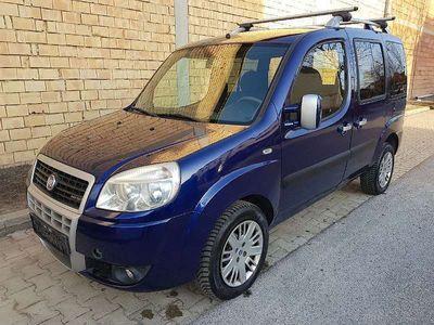 gebraucht Fiat Doblò 1,3 16V JTD Multijet Malibu Kombi / Family Van,
