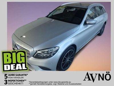 gebraucht Mercedes C200 T 9-G Avantgarde, LED, uvm,...