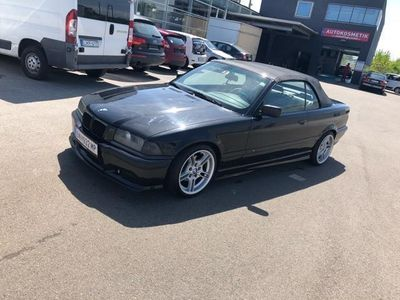 used BMW 328 Cabriolet 3er-Reihe Cabrio (E36) Exclusiv-Edit. Aut.