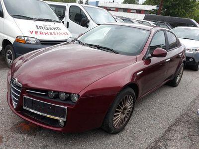 gebraucht Alfa Romeo 159 Alfa 1,9 JTS Twin Phaser Distinctive Leder Euro4