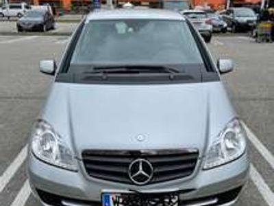 gebraucht Mercedes A160 -Edition BlueEfficiency CDI