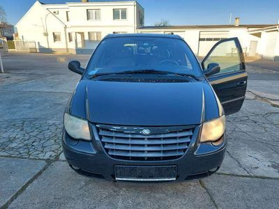 gebraucht Chrysler Grand Voyager 2,8 Limited CRD Ds. Aut.