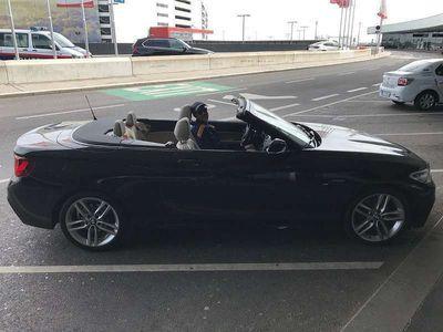 gebraucht BMW 220 2er-Reihe d Cabrio / Roadster