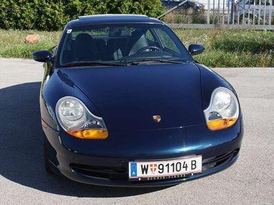 gebraucht Porsche 911 Carrera 996 Coupé Tiptronic Sportwagen / Coupé