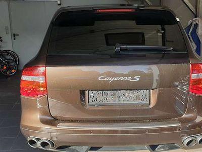 gebraucht Porsche Cayenne S Cayenne4,8 V8 Tiptronic SUV / Geländewagen