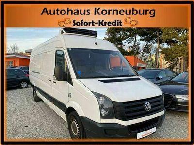 gebraucht VW Crafter 35 HR Kasten LR 2,0 TDI *KÜHLWAGEN!!!*