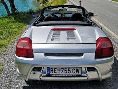 gebraucht Toyota MR2 2 Roadster 1,8 VVT-i