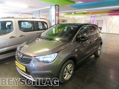 gebraucht Opel Crossland X 1,2 Turbo Direct Injection Innovaiton St./St.