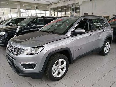 brugt Jeep Compass 2,0 MultiJet II AWD FIRST EDITION SUV / Geländewagen,