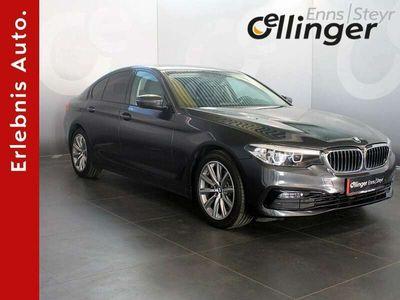 gebraucht BMW 520 5er Limousine D Sport Linie, 190 PS, 4 Türen, Automatik