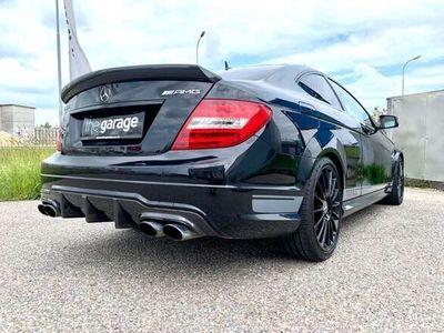 gebraucht Mercedes C63 AMG AMG Coupe Aut. Facelift Vollausst. Tausch Finanzierung
