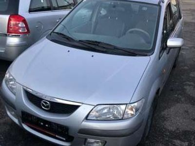 gebraucht Mazda Premacy TD Exclusive