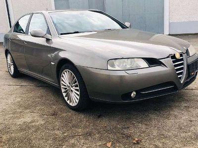 gebraucht Alfa Romeo 166 2,4 jtd mit 175 PS Voll Ausstattung Limousine