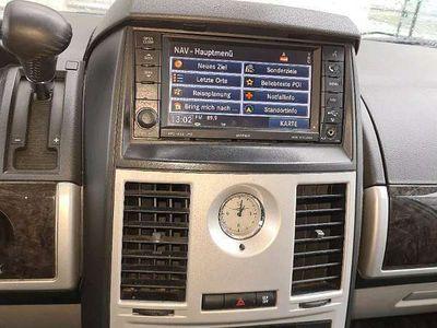 gebraucht Chrysler Voyager 2,8 CRD Limited Kombi / Family Van