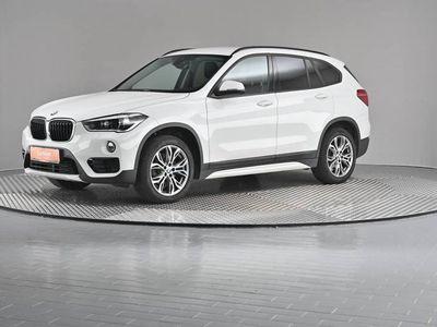 gebraucht BMW X1 Sport Line xDrive18d Aut.