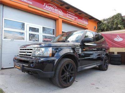 used Land Rover Range Rover Sport 3,6 TdV8 HSE**VOLL-VOLL**KREDIT-MÖGLICH**