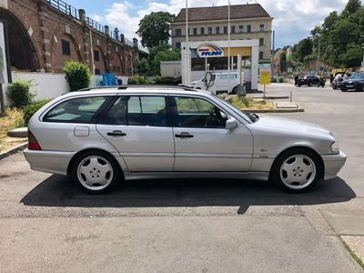 gebraucht Mercedes C220 C 220CDI Sport Automatik
