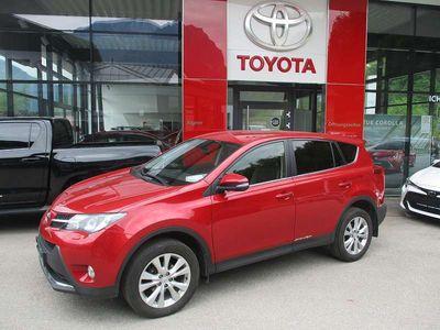 gebraucht Toyota RAV4 2,2 D-4D Executive 4WD SUV / Geländewagen