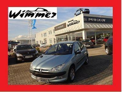 gebraucht Peugeot 206 XT Premium 1,4 HDI 70
