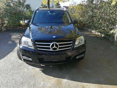 gebraucht Mercedes GLK350 CDI 4MATIC SUV / Geländewagen