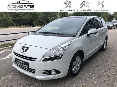 gebraucht Peugeot 5008 1,6 HDI ASG6 Professional Line FAP