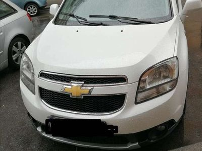 gebraucht Chevrolet Orlando KL1Y/YWA11/AA7 Kombi / Family Van