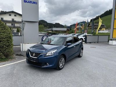 brugt Suzuki Baleno 1.2 DJ Flash *VOLLAUSSTATTUNG* Limousine,