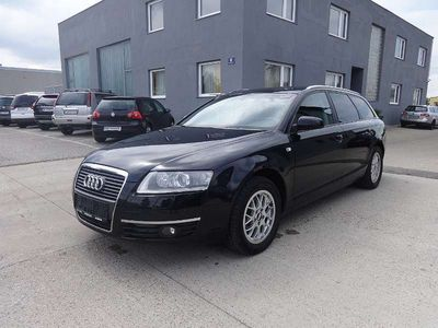 gebraucht Audi A6 Avant 2,0 TDI DPF*XENON*PDC*TEMPOMAT* Kombi / Family Van