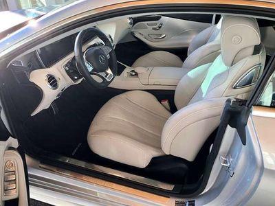 gebraucht Mercedes S400 S-KlasseCoupe Sportwagen / Coupé