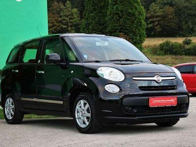 gebraucht Fiat 500L Living 0,9 TwinAir Turbo 105 Start&Stop Pop Star Kombi / Family Van